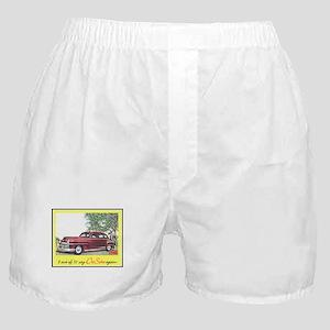 """1946 DeSoto Again"" Boxer Shorts"