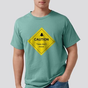 Caution Trees T-Shirt