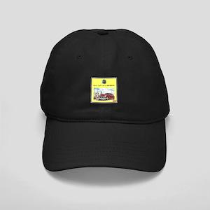 """""""1946 Pontiac Ad"""" Black Cap"""