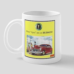 """""""1946 Pontiac Ad"""" Mug"""