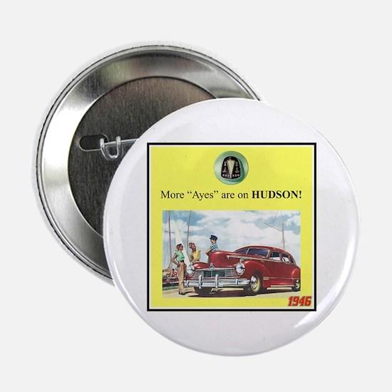 """""""1946 Pontiac Ad"""" 2.25"""" Button"""