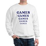 Amusement Park 'Games' Gamer Sweatshirt