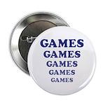"Amusement Park 'Games' Gamer 2.25"" Button"