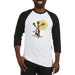 Tree Hugger Baseball Jersey