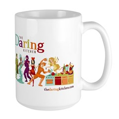 The Daring Kitchen's Large Mug