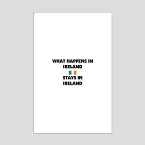 What Happens In IRELAND Stays There Mini Poster Pr
