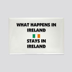 What Happens In IRELAND Stays There Rectangle Magn