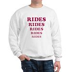 Amusement Park 'Rides' Rider Sweatshirt