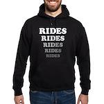 Amusement Park 'Rides' Rider Hoodie (dark)