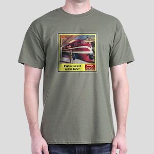 """""""The Iron Horse"""" Dark T-Shirt"""