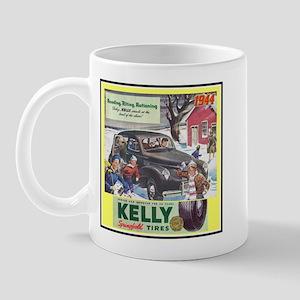 """1944 Kelly Tire Ad"" Mug"