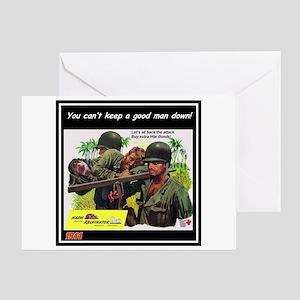 """Nash-Kelvinator Ad"" Greeting Card"