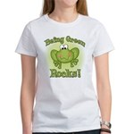 Being Green Rocks Women's T-Shirt