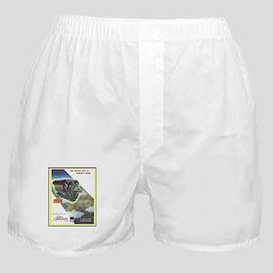 """WWII Allison Engines"" Boxer Shorts"