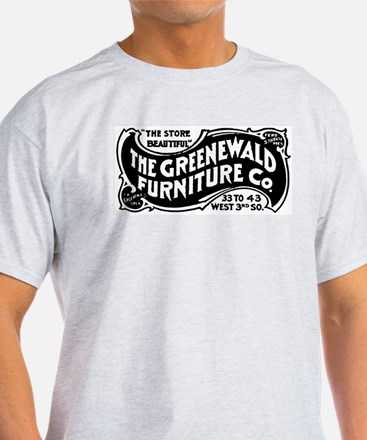 03/29/1909: Greenwald Furniture T-Shirt