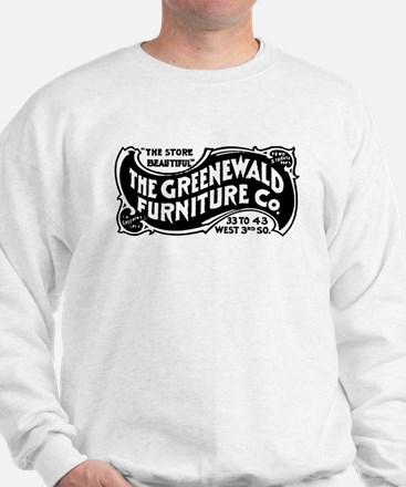 03/29/1909: Greenwald Furniture Sweatshirt