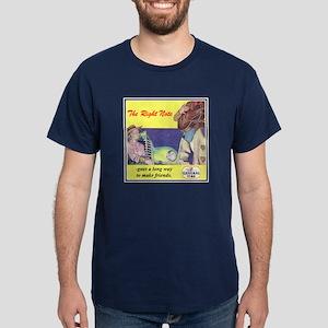"""""""1946 General Tire Ad"""" Dark T-Shirt"""