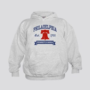 Philadelphia PA Kids Hoodie