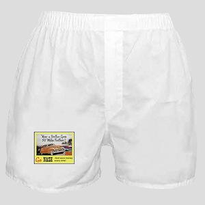 """""""1941 Nash Ad"""" Boxer Shorts"""