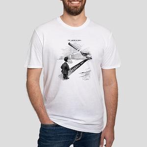 03/30/1909: Baseball 1909 Fitted T-Shirt