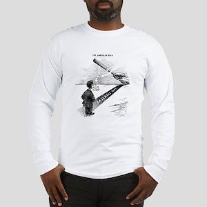 03/30/1909: Baseball 1909 Long Sleeve T-Shirt