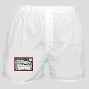 """1938 International Truck Ad"" Boxer Shorts"