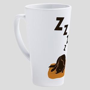 Australian Cattle Dog 17 oz Latte Mug