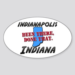 indianapolis indiana - been there, done that Stick