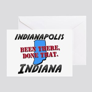 indianapolis indiana - been there, done that Greet