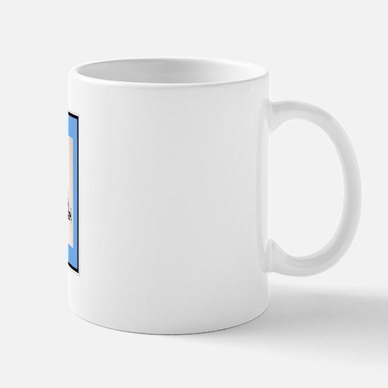 """1936 Lincoln Zephyr"" Mug"