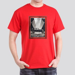 """1929 Willys-Knight Ad"" Dark T-Shirt"