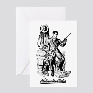 04/30/1909: Ederheimer Stein Greeting Card