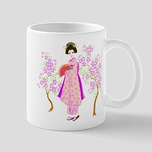 maiko sakura Mugs