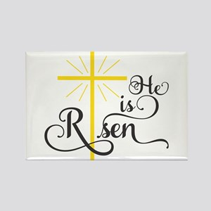 He Is Risen Magnets