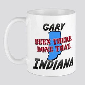 gary indiana - been there, done that Mug