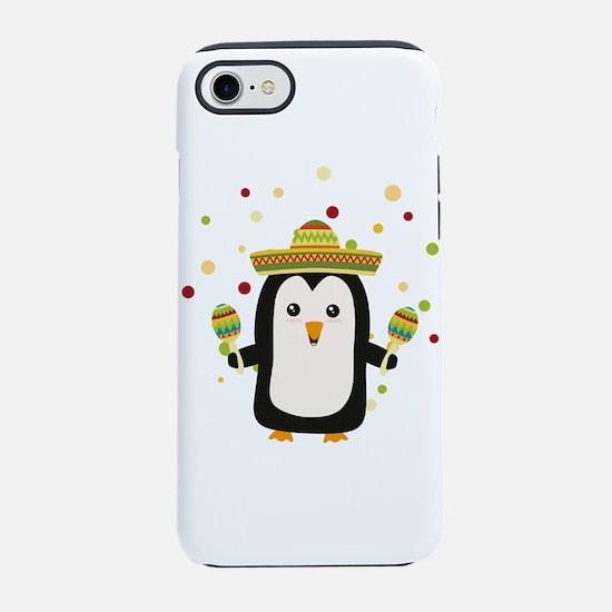 Penguin Mexico Fiesta Cz87f iPhone 7 Tough Case