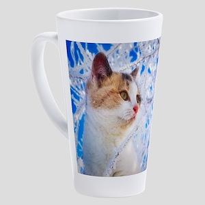 Ice Princess 17 oz Latte Mug