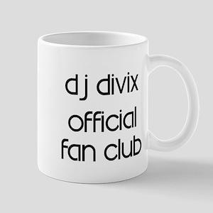 Dj Divix Official fan club Mug