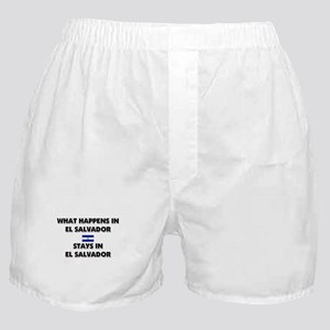 What Happens In EL SALVADOR Stays There Boxer Shor