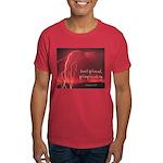 Black T-Shirt: Don't get mad, get imprecatory