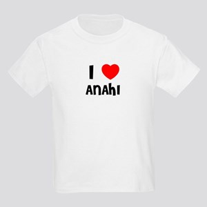 I LOVE ANAHI Kids T-Shirt