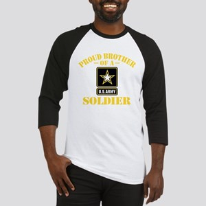 proudarmybrother33b Baseball Jersey