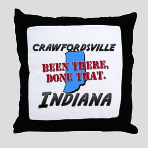 crawfordsville indiana - been there, done that Thr