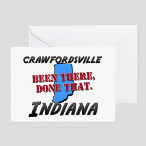 crawfordsville indiana - been there, done that Gre