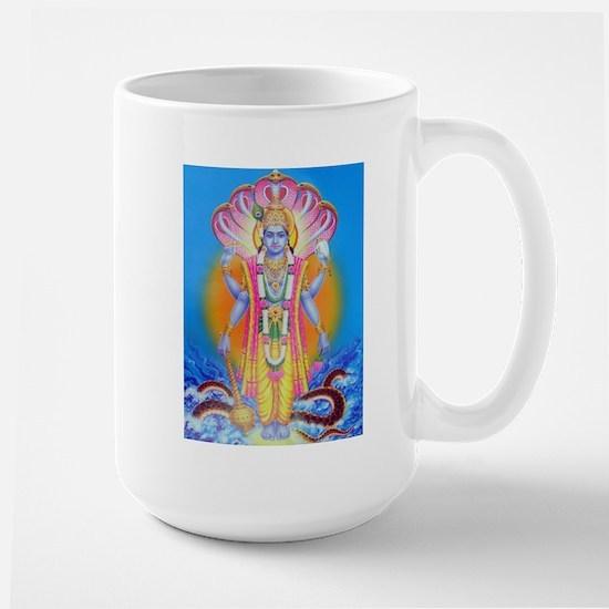 Vishnu ji Large Mug