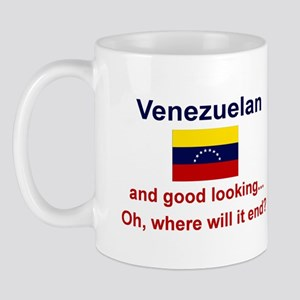 Good Looking Venezuelan Mug