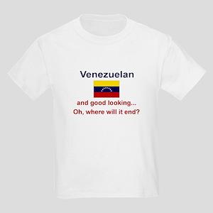 Good Looking Venezuelan Kids Light T-Shirt