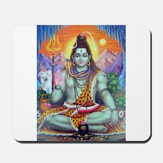 Shiv Ji Mousepad