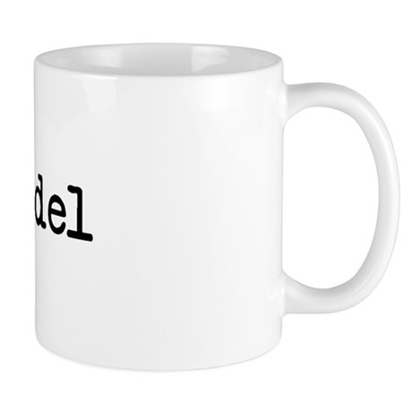 Ctrl Alt Del Mug By Outlate