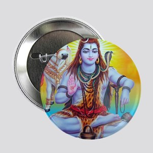 "Shiva ji 2.25"" Button"